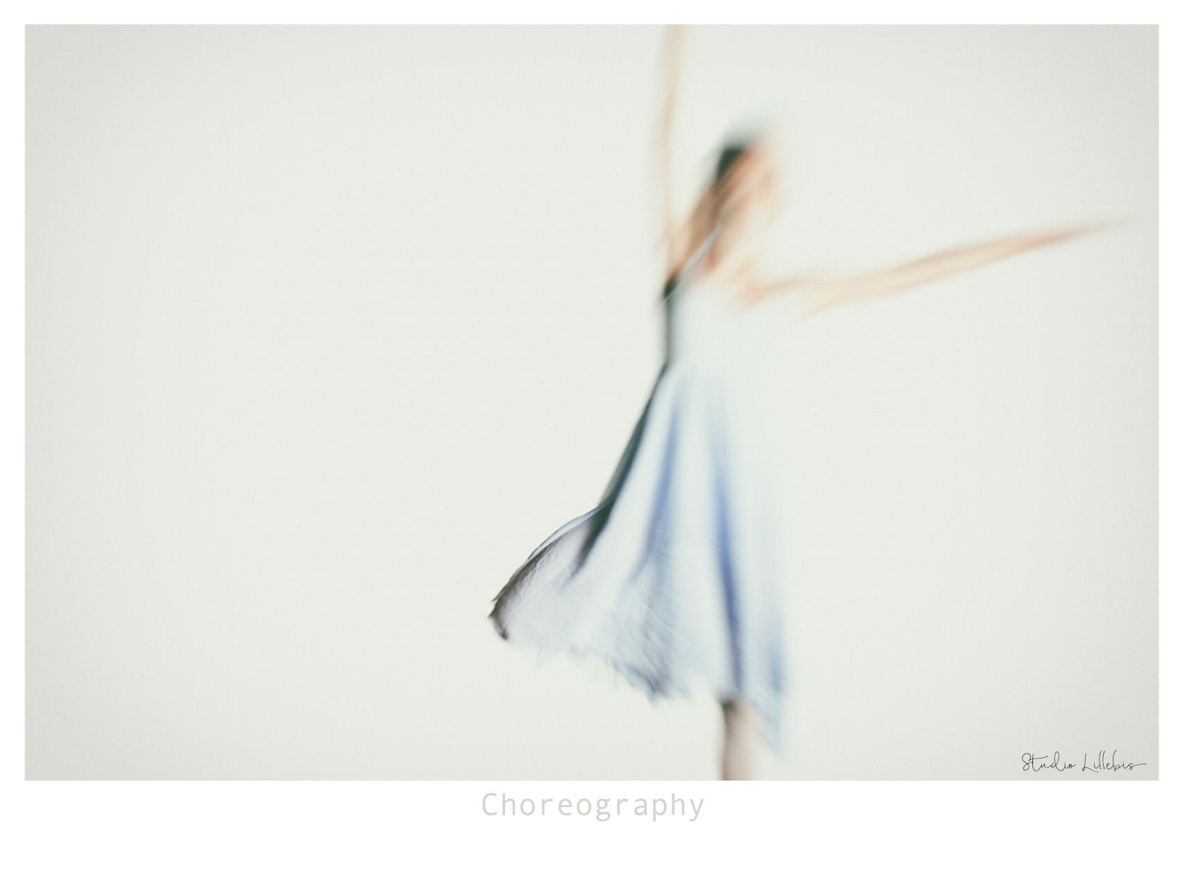 Choreography-30x40x